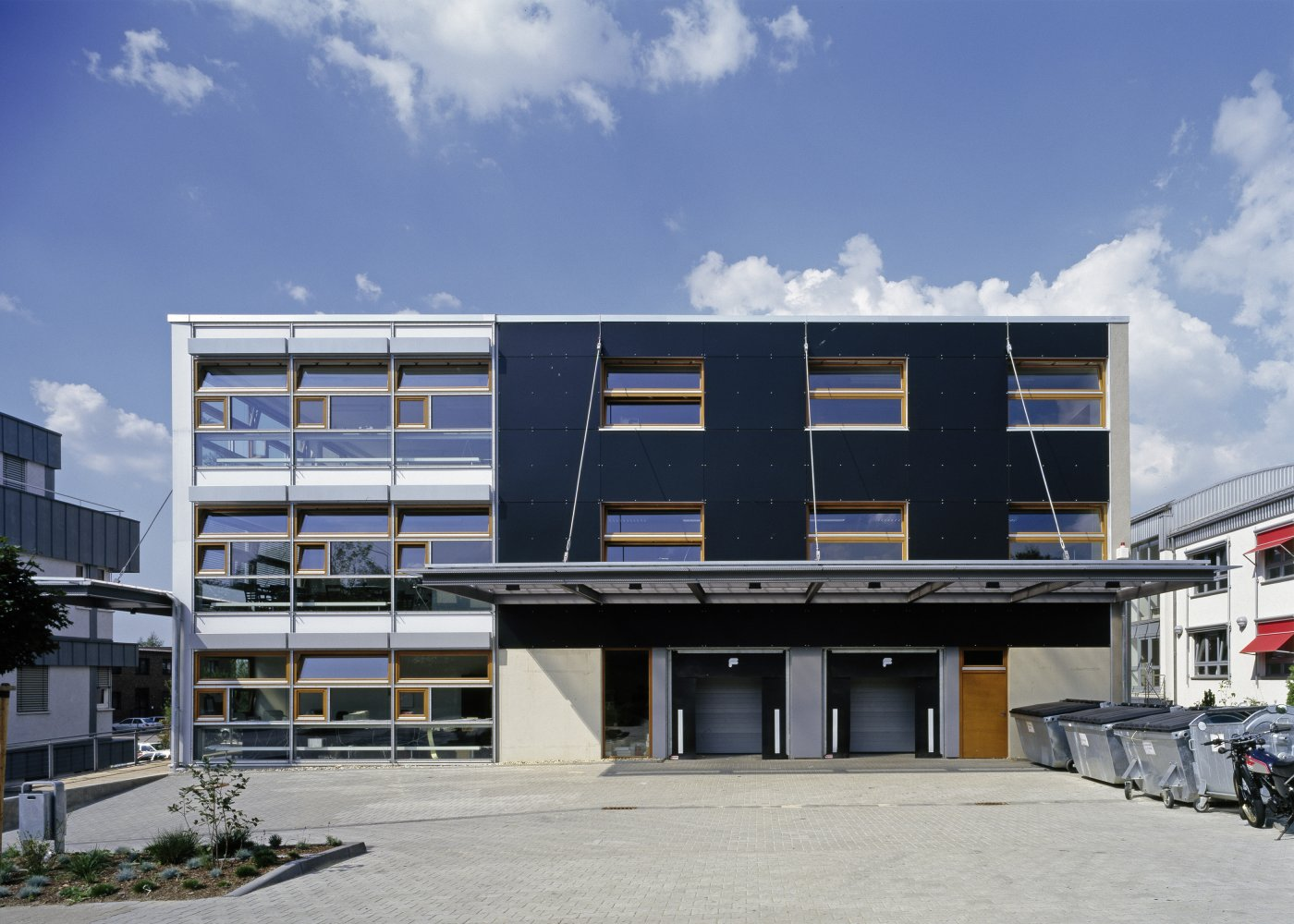 hks | architekten, Logistikzentrum Hancke + Peter, Aachen