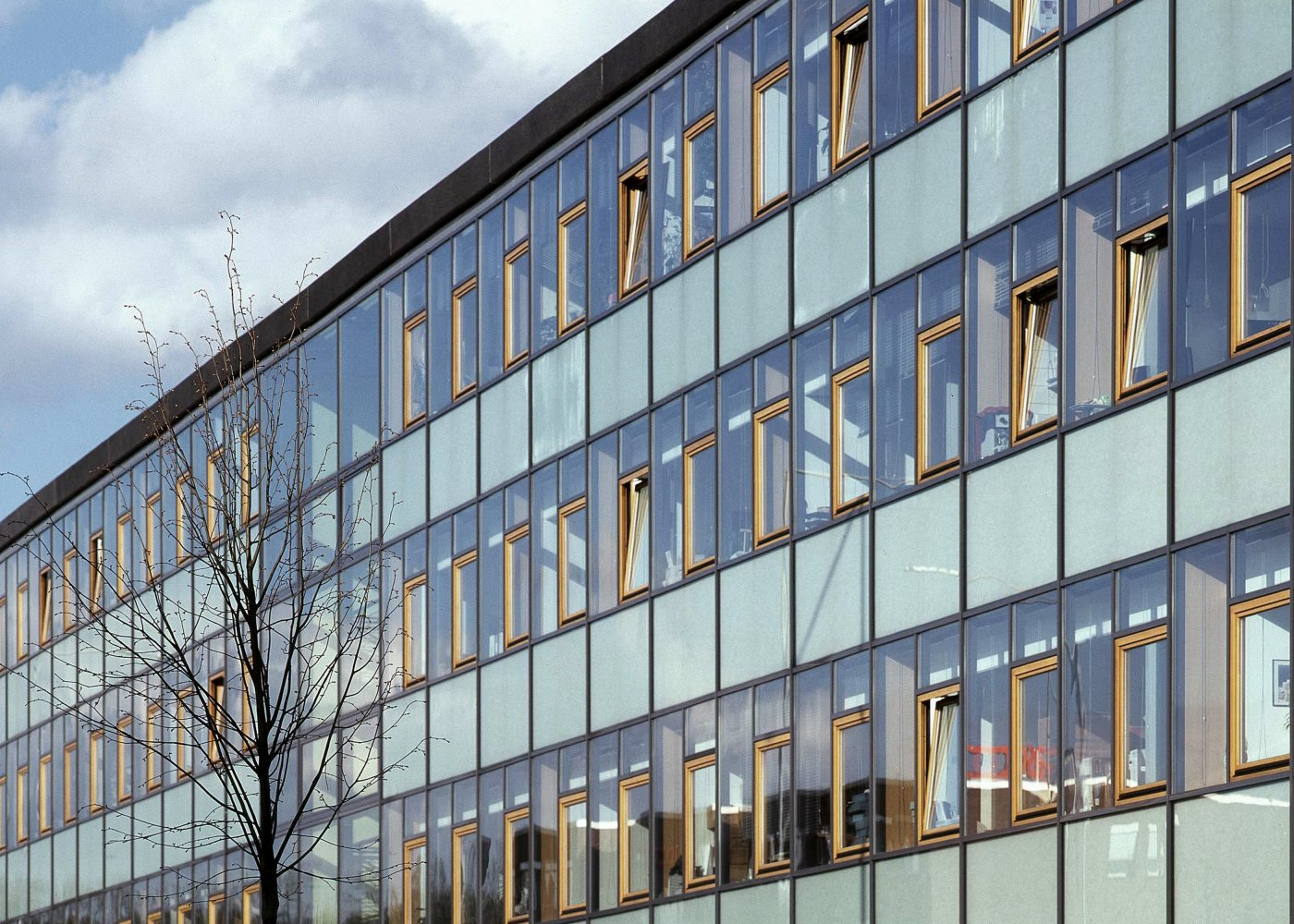 hks | architekten, Logistikzentrum Arxes, Aachen